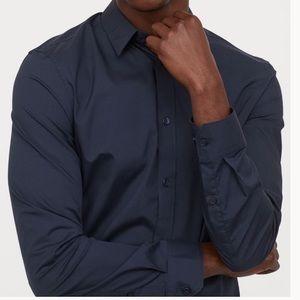 H&M easy iron shirt